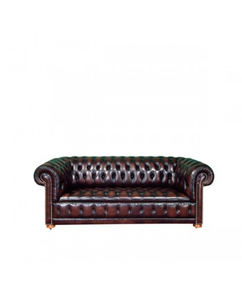 Canapé Chesterfield 2 places MODELE Oxford