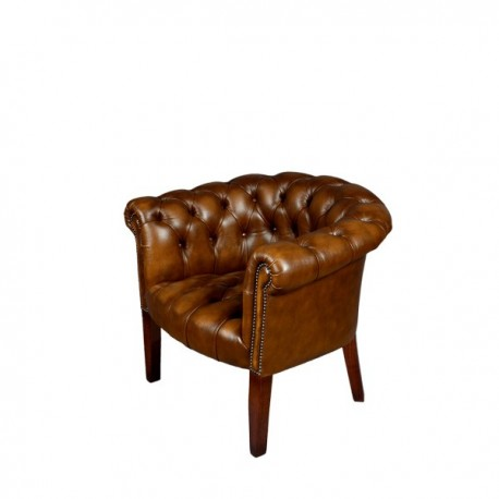 "Fauteuil MODELE ""Tub Chair"""