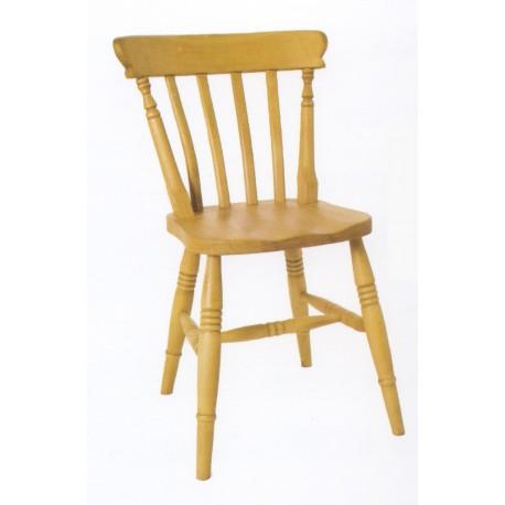 Chaise à barettes