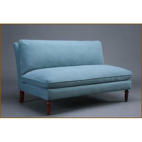 Canapé tissu 2 places Modèle Juliet LIN BEIGE