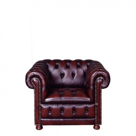 fauteuil chesterfield modele cambridge pas cher british d co. Black Bedroom Furniture Sets. Home Design Ideas