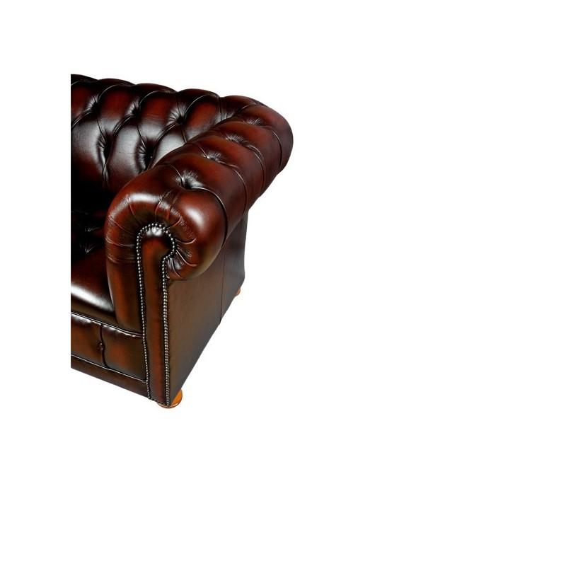 fauteuil chesterfield modele cambridge pas cher british d co. Black Bedroom Furniture Sets. Home Design Ideas