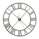 Horloge en métal murale : British
