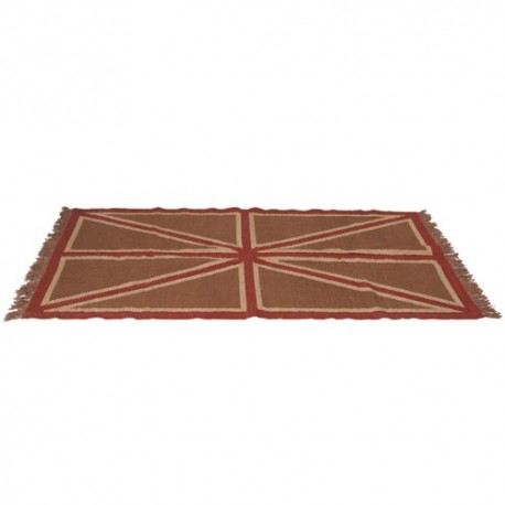 Tapis drapeau anglais design et fashion