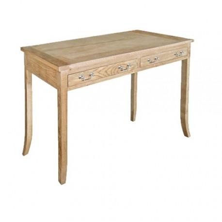 Bureau table de travail 2 tiroirs