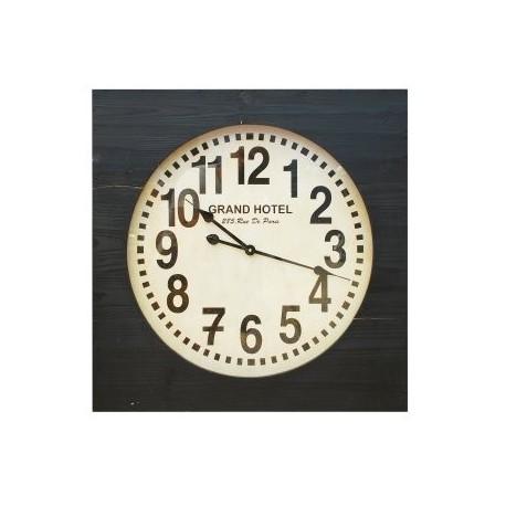 """Horloge murale """"Grand Hotel"""""""