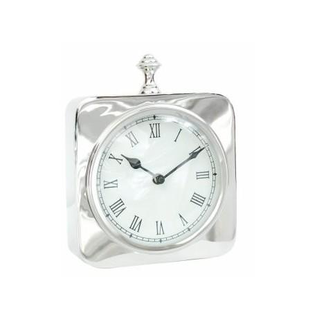 Horloge nickel