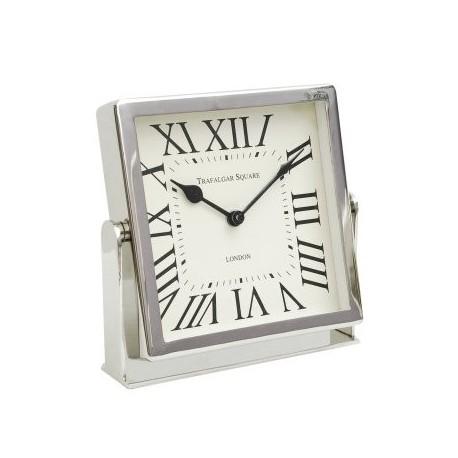 Horloge carré