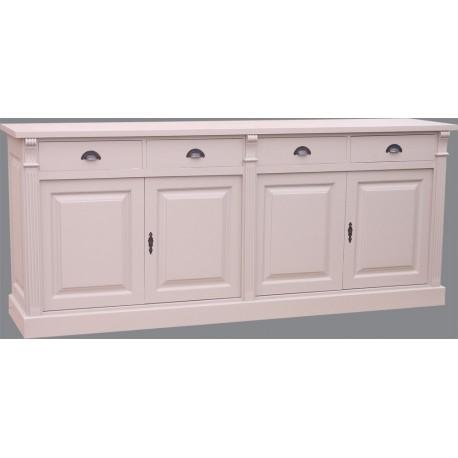 Buffet Directoire 4 portes 4 tiroirs