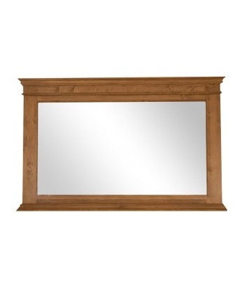 Miroir rectangulaire en pin
