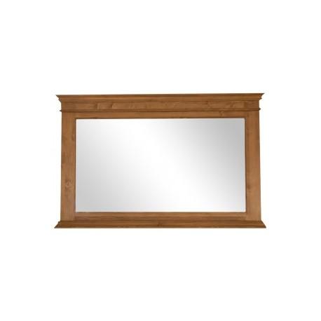Miroir rectangulaire en pin
