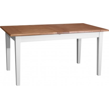 Table rectangulaire allonge papillon
