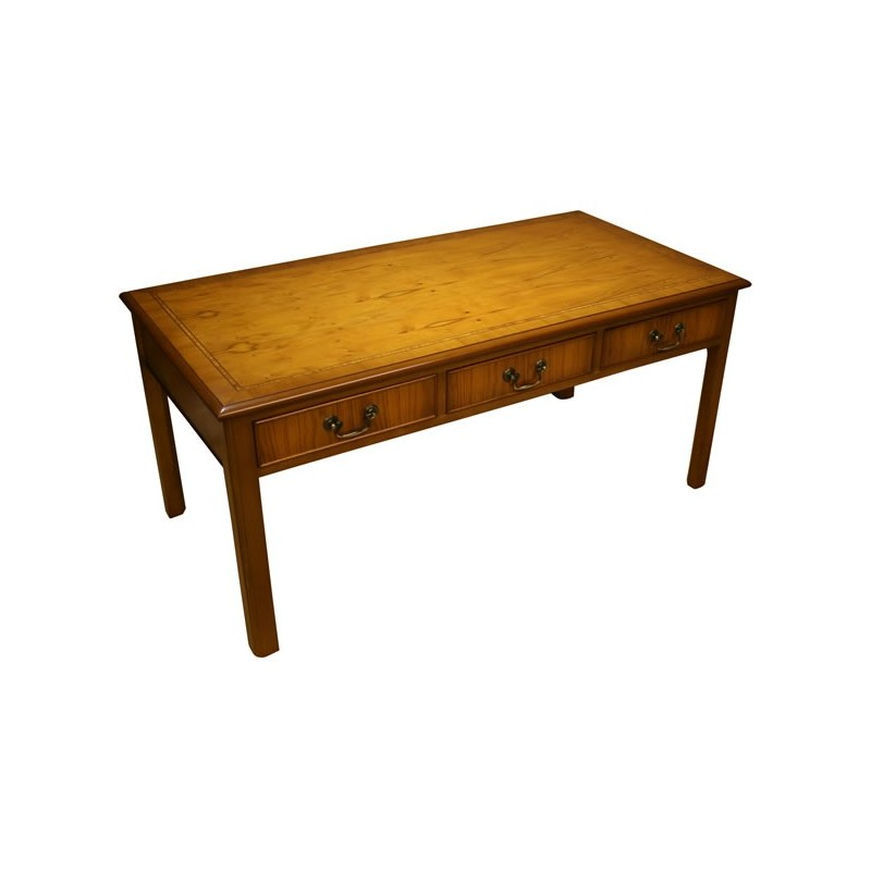 Table basse chippendale avec ou sans tiroirs pas cher for Meuble chippendale