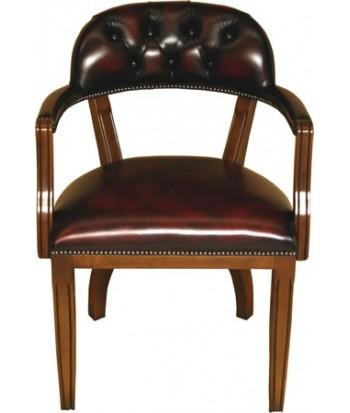 """Fauteuil visiteur fixe """"Court chair"""""""