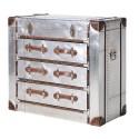 Commode Malle 3 tiroirs en bois massif