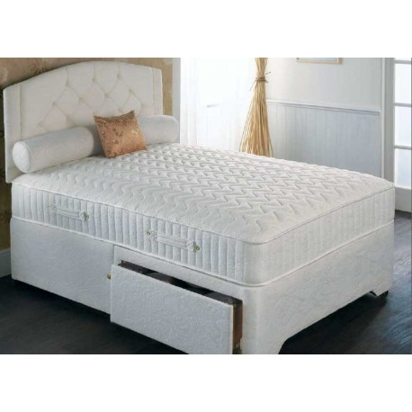 ensemble matelas sommier kensington pas cher british d co. Black Bedroom Furniture Sets. Home Design Ideas