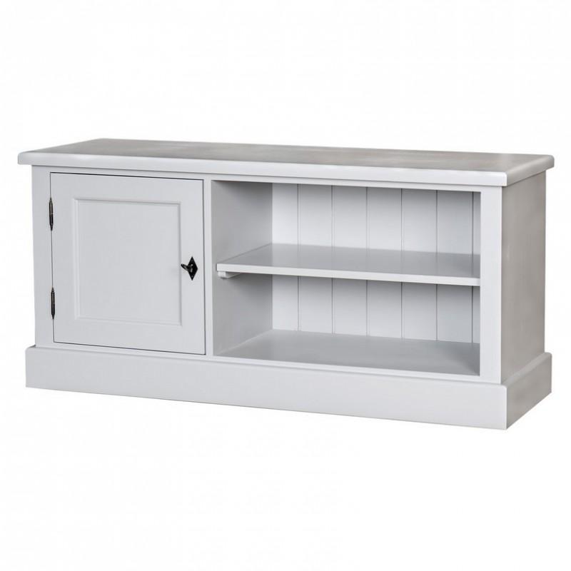 meuble tv plasma 1 porte 1 niche pas cher british d co. Black Bedroom Furniture Sets. Home Design Ideas