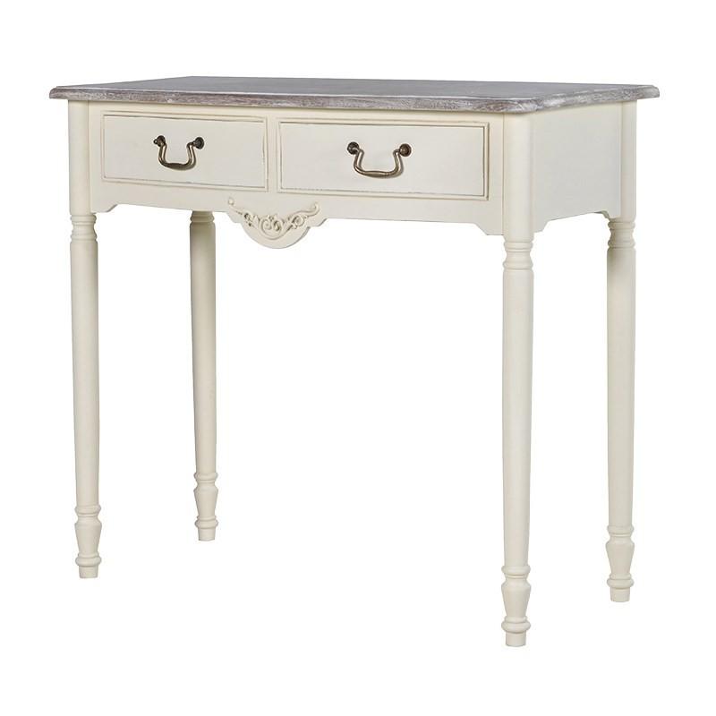 console en bois creme pas cher british d co. Black Bedroom Furniture Sets. Home Design Ideas