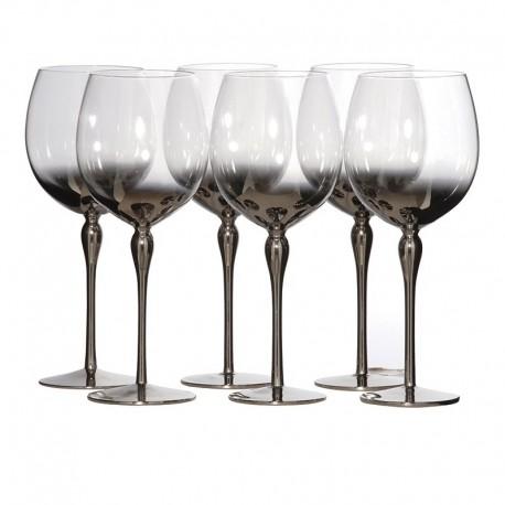 Pack de 6 verres à vin
