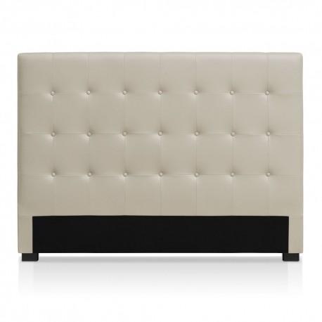 Tête de lit beige 160cm