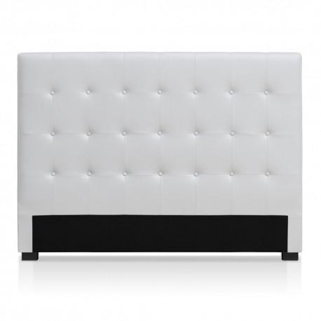 Tête de lit blanche 160cm