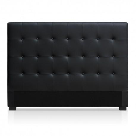 Tête de lit noir 160cm