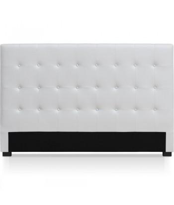 Tête de lit blanche 180cm