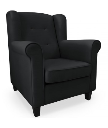 fauteuil en cuir chesterfield pas cher british deco british deco. Black Bedroom Furniture Sets. Home Design Ideas
