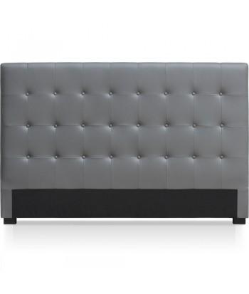 Tête de lit grise 180cm