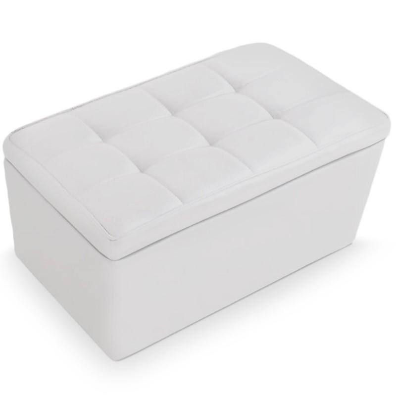 banquette coffre blanc pas cher british d co. Black Bedroom Furniture Sets. Home Design Ideas