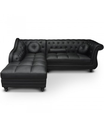 canap d 39 angle chesterfield pas cher et design british deco british deco. Black Bedroom Furniture Sets. Home Design Ideas