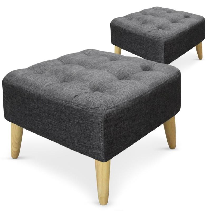 poufs scandinave carr s capitonn s pas cher british d co. Black Bedroom Furniture Sets. Home Design Ideas
