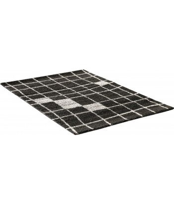 Tapis rectangulaire Anthracite 120x170cm