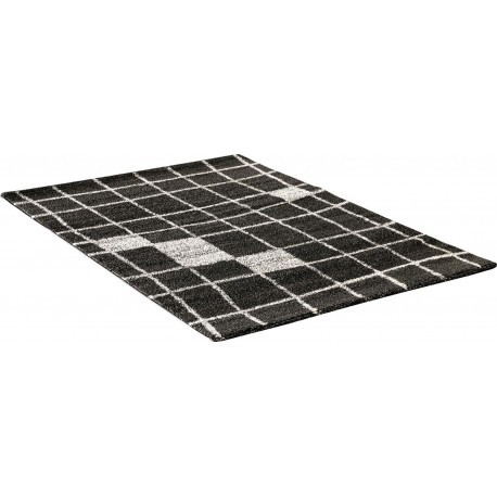 Tapis rectangulaire Anthracite 160x230cm