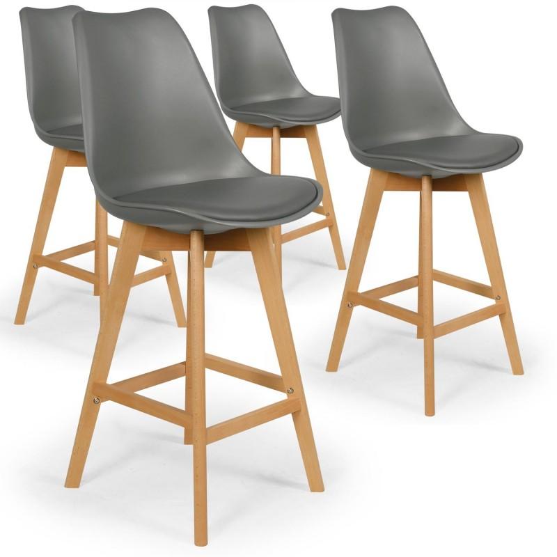 chaise scandinave bois pas cher british d co. Black Bedroom Furniture Sets. Home Design Ideas
