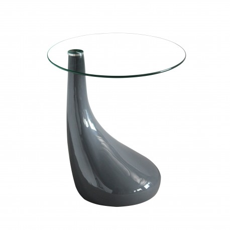 Table d'appoint design Nova Gris